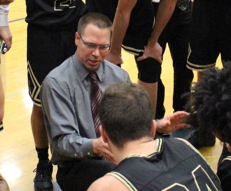 Phil Vesel took Southridge to the second round of the 6A playoffs for seven consecutive seasons.