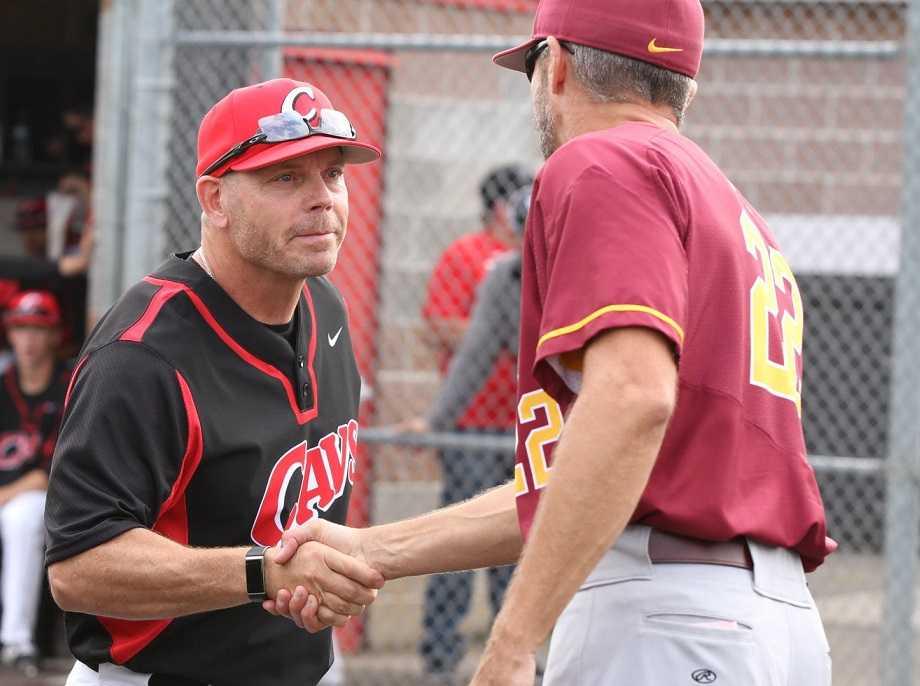 Clackamas coach John Arntson said many OIBA programs weren't as committed this summer. (Courtesy Clackamas baseball)