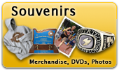 Championship Souvenirs, DVDs, Photos