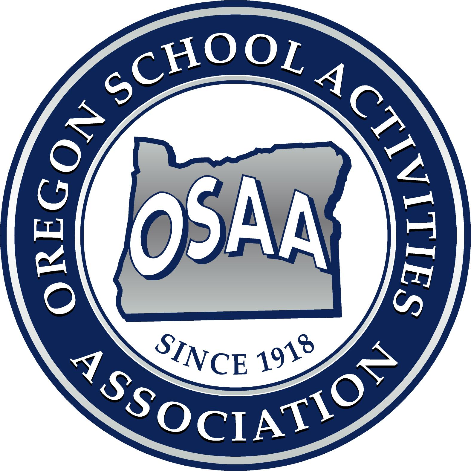 Image result for osaa emblem